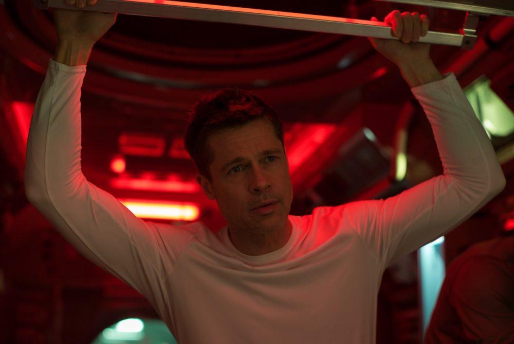 Brad Pitt w Ad Astra