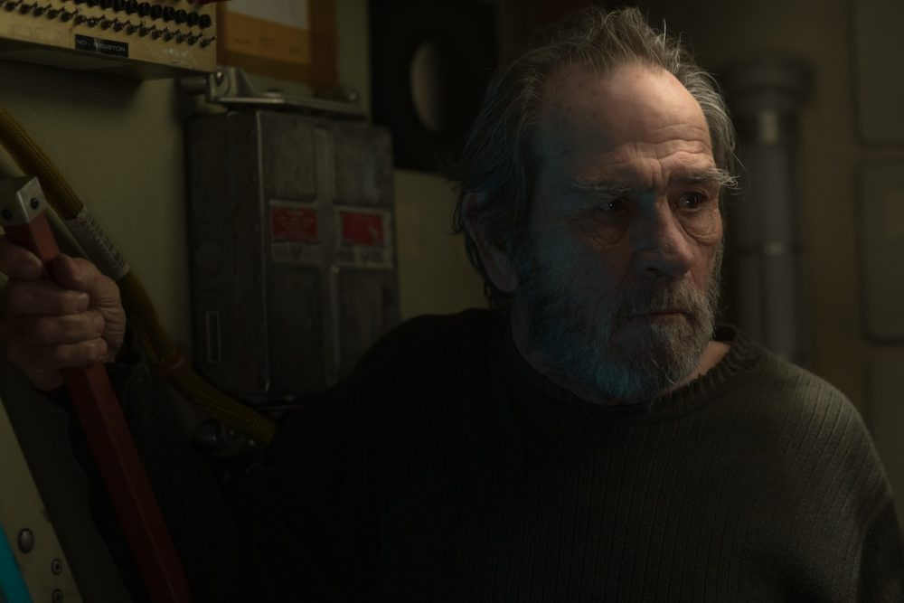 Tommy Lee Jones w filmie Ad Astra / fot. materiały prasowe