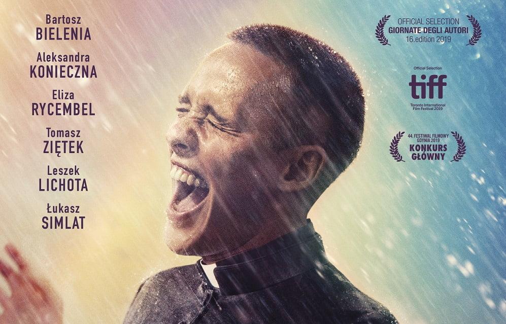 Boże Ciało Plakat Nowego Filmu Twórcy Sali Samobójców I