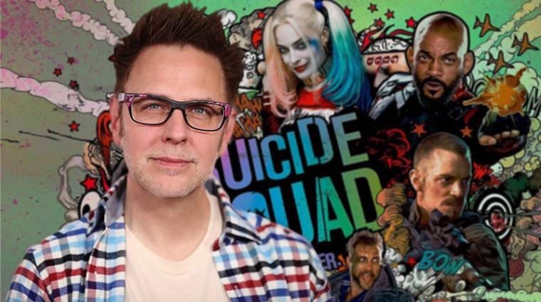 James Gunn reżyserem Legionu Samobójców