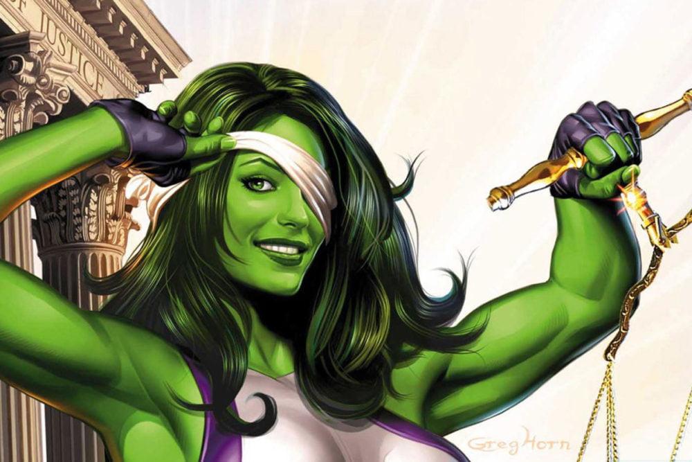 Jennifer Walters aka She-Hulk