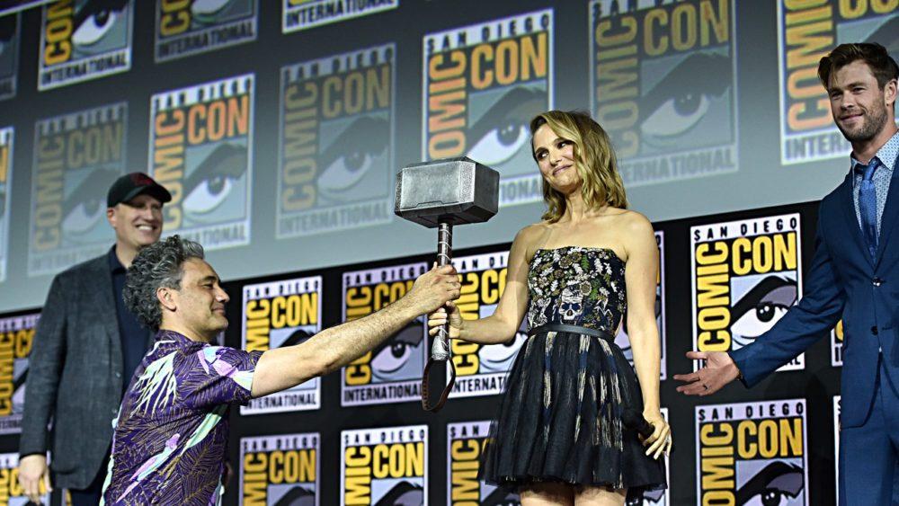 Natalie Portman nowym Thor'em