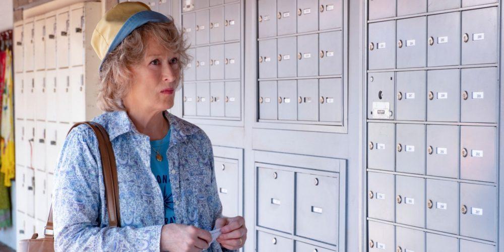 Meryl Streep w filmie The Laundromat