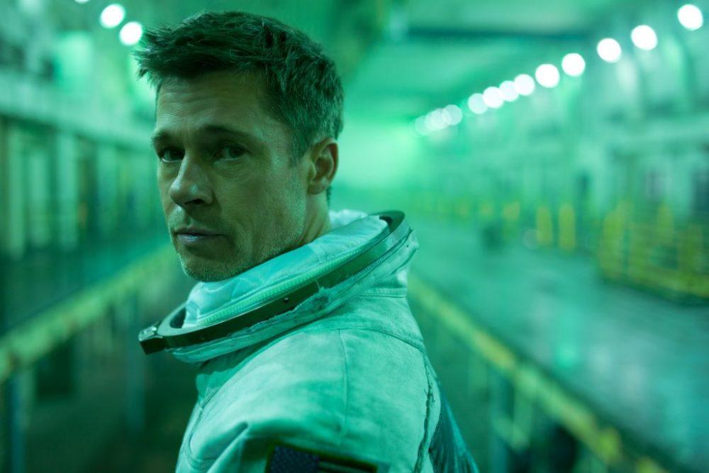 Brad Pitt w filmie Ad Astra - filmy 2019