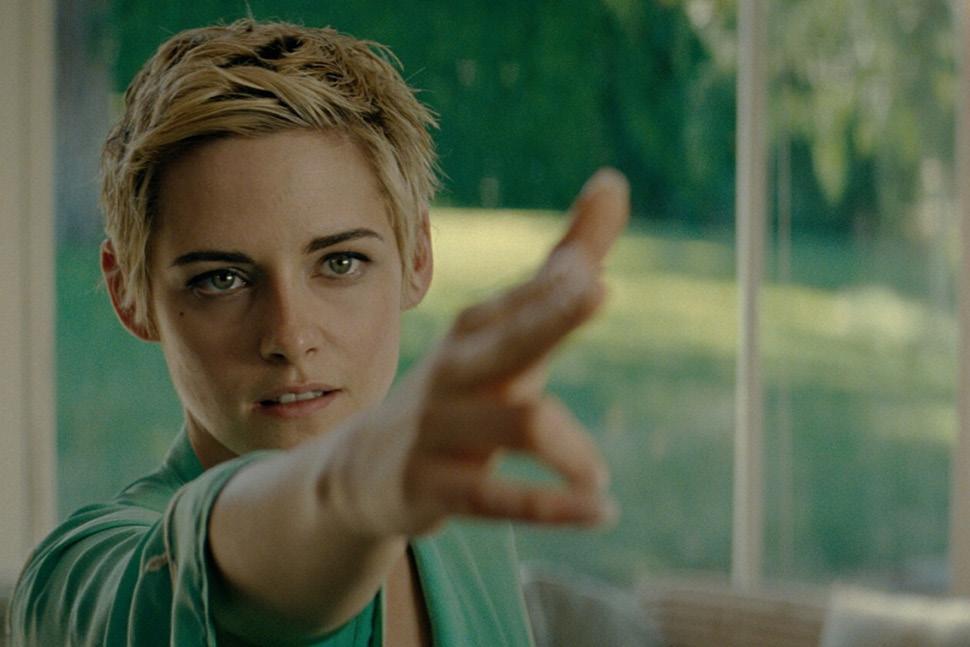 Kristen Stewart w filmie Saberg