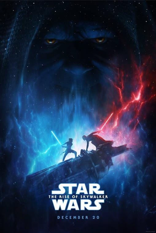 Oficjalny plakat filmu Gwiezdne Wojny: Skywalker Odrodzenie