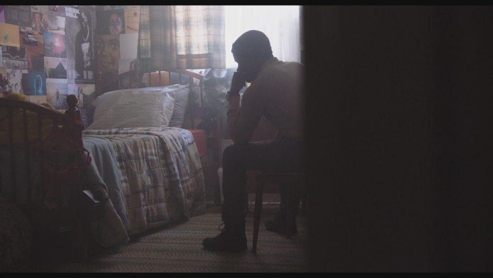 Kadr z filmu American Skin / fot. materiały prasowe