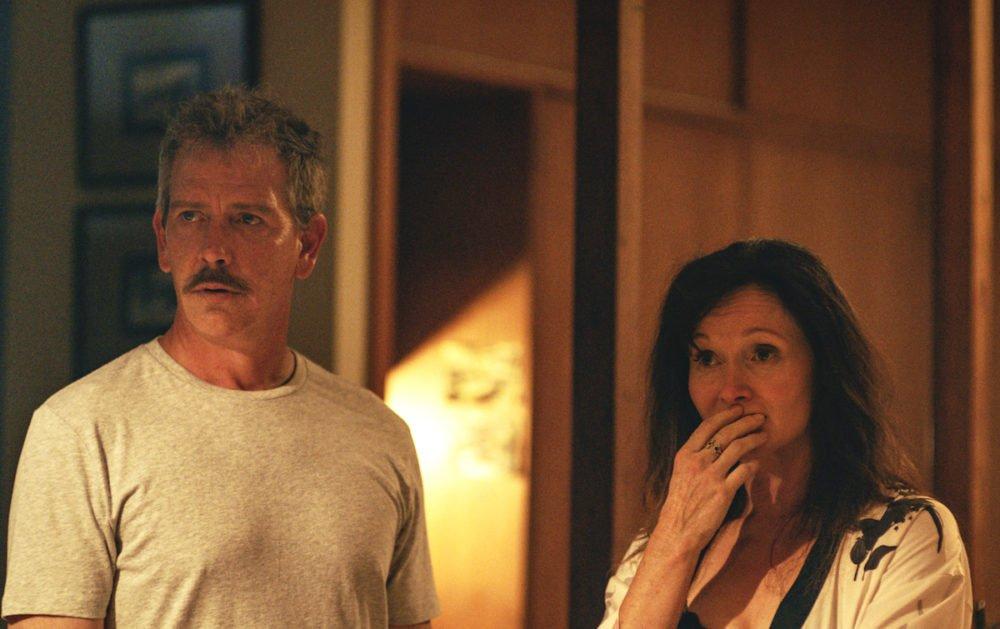 Ben Mendelsohn i Essie Davis w filmie Babyteeth / fot. materiały prasowe