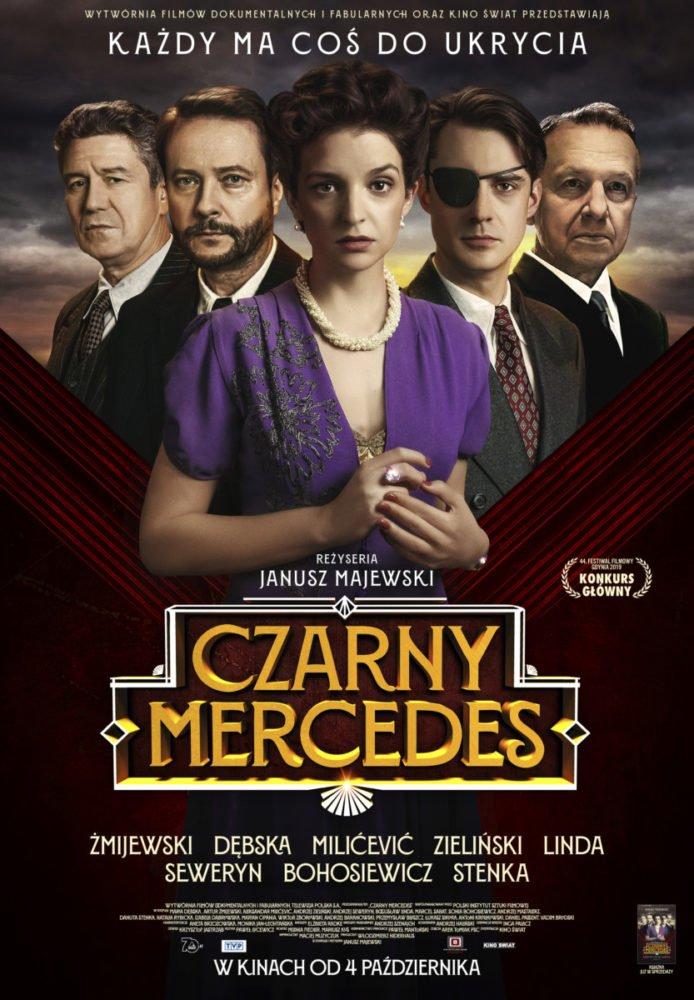 czarny mercedes film polski 2019