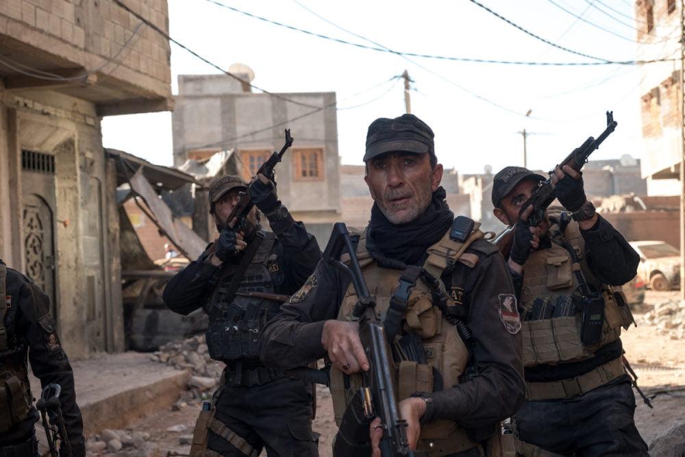 Kadr z filmu Mosul / fot. materiały prasowe