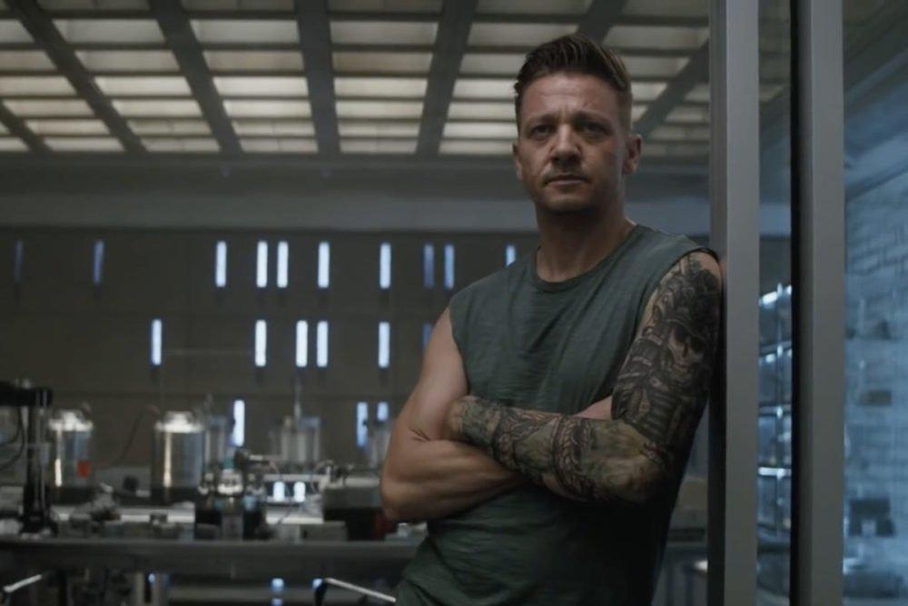 Fot. kadr z filmu Avengers: Koniec gry