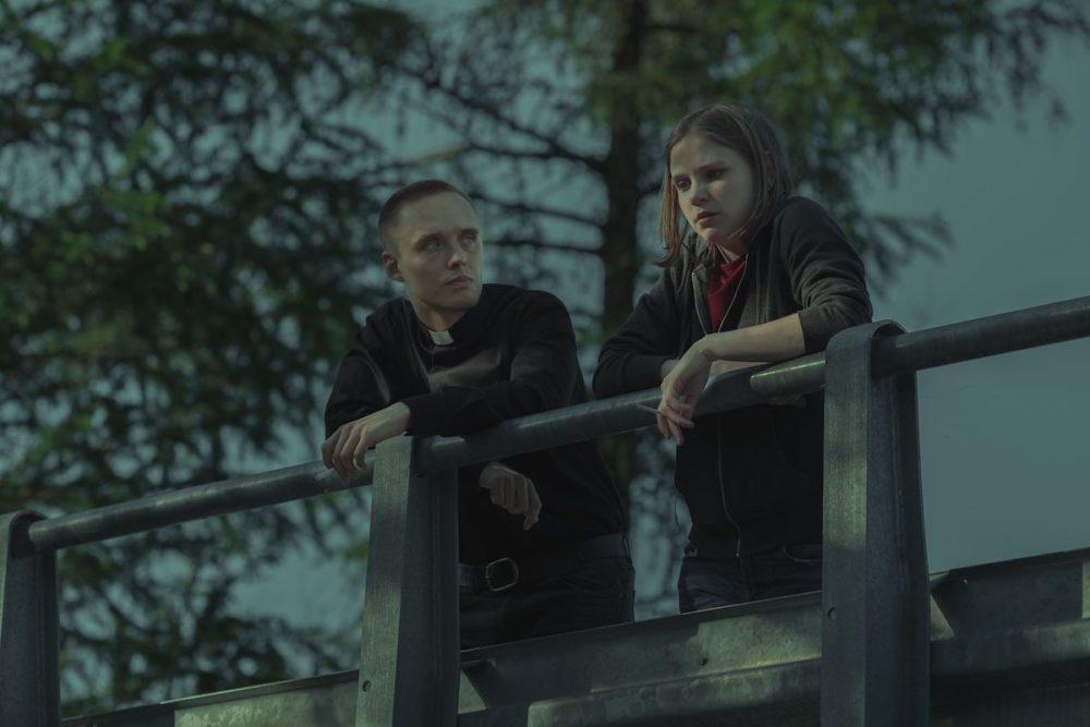 Bartosz Bielenia i Eliza Rycembel w filmie Boże Ciało / fot. materiały prasowe