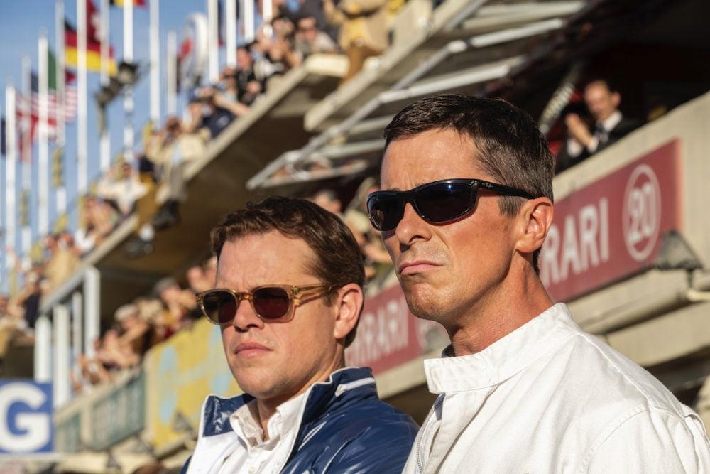 Matt Damon i Christian Bale w filmie Le Mans '66 / fot. materiały prasowe