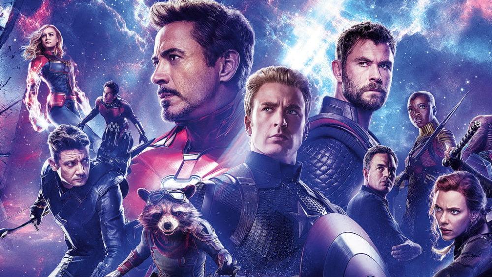 avengers najlepsze filmy fantasy 2019
