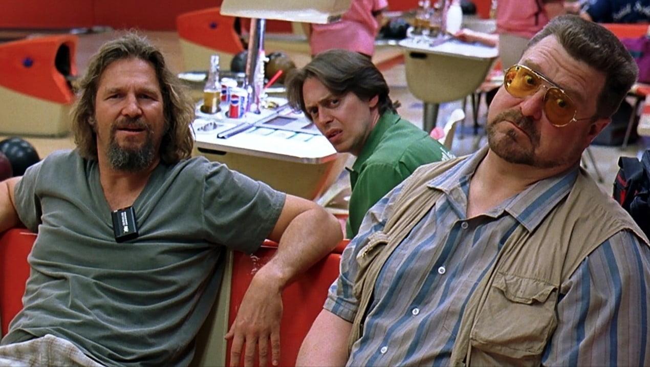 Big Lebowsky - filmy z lat 90
