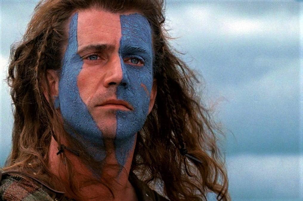 Braveheart filmy lat 90
