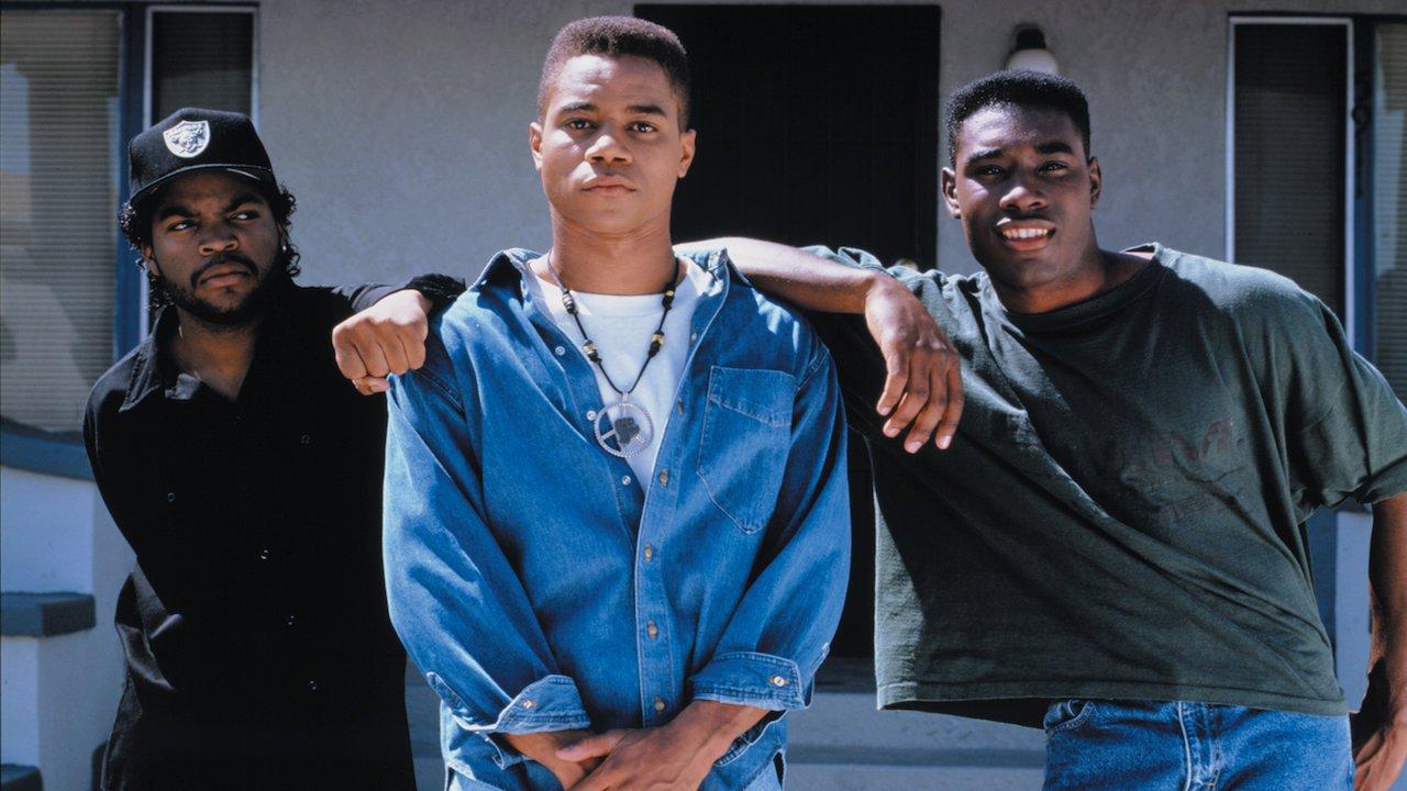 Chłopaki z sąsiedztwa film z lat 90