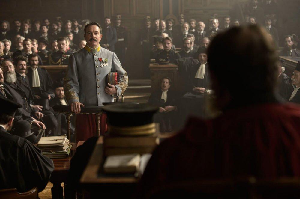 Fot. kadr z filmu Oficer i szpieg