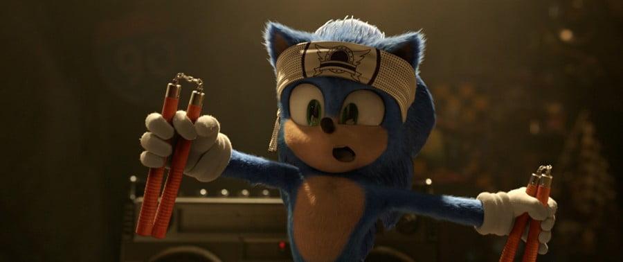 Sonic recenzja filmu