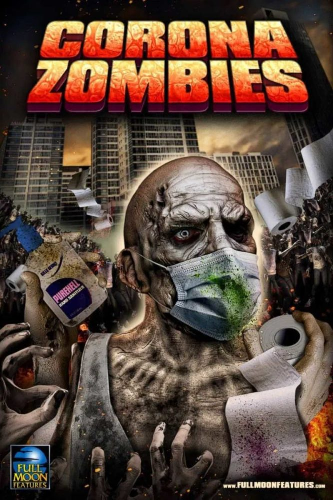 koronawirus film zombie