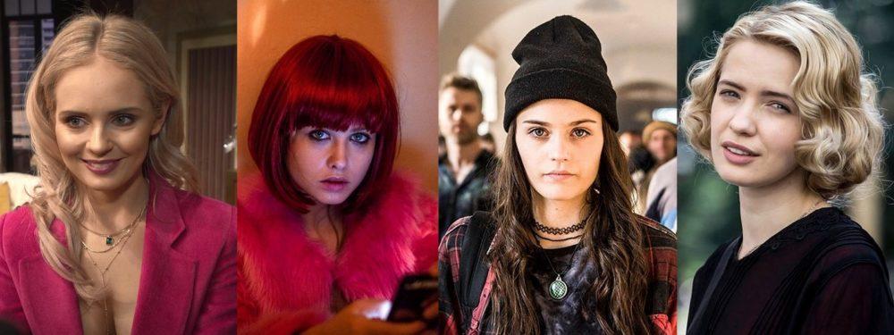 aktorki wybrane do głównych ról w filmie Dziewczyny z Dubaju