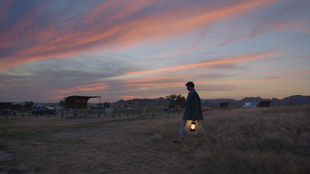 Kadr z filmu Nomadland / fot. materiały prasowe