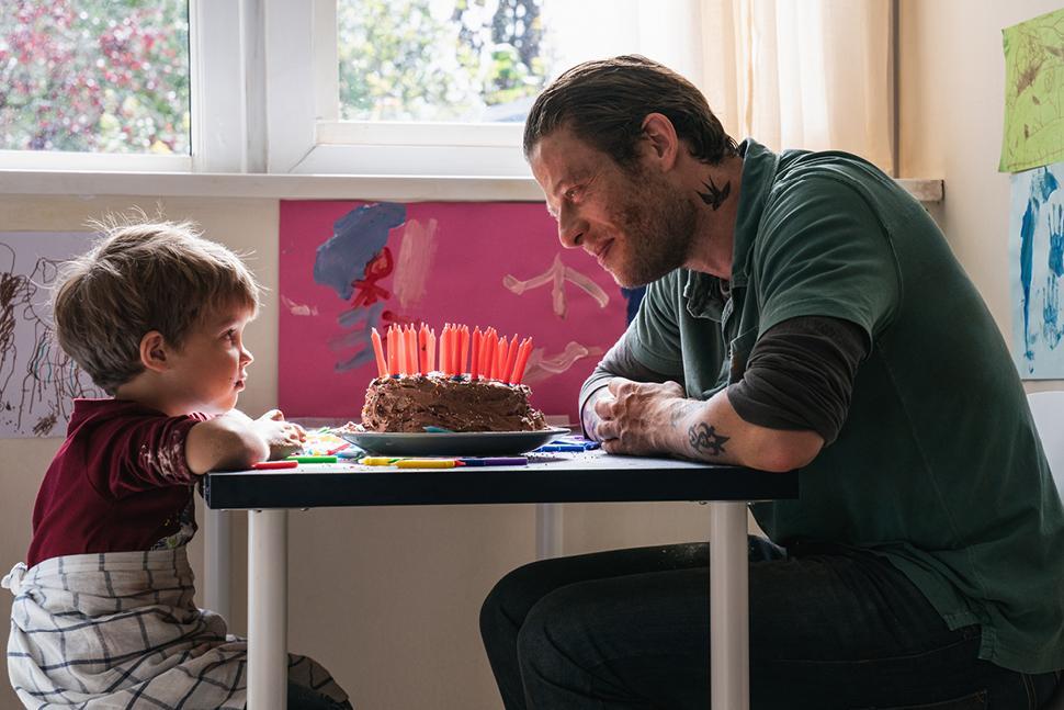 Kadr z filmu Nowhere Special / fot. materiały prasowe