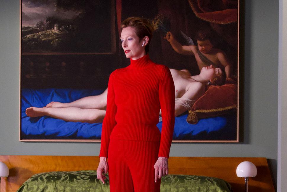 Kadr z filmu The Human Voice / fot. materiały prasowe