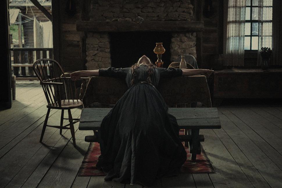 Kadr z filmu The World to Come / fot. materiały prasowe