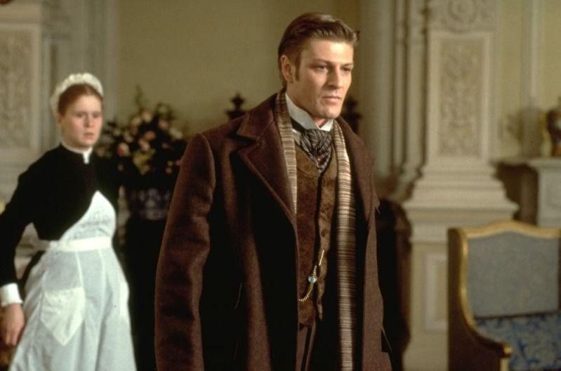 brytyjski arystokrata z pokojówką