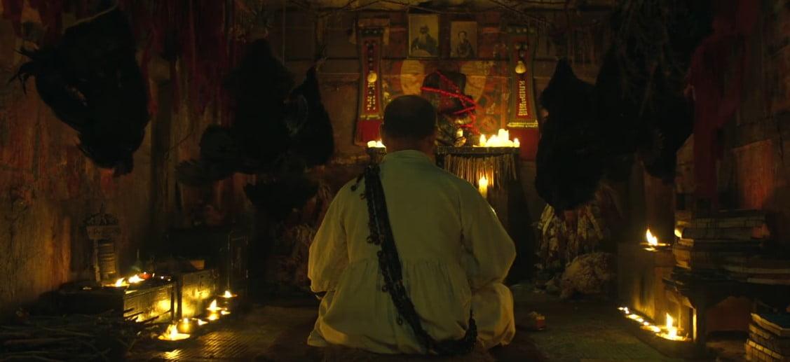 diabeł w filmie lament