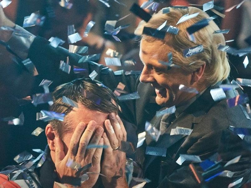 quizowy zwycięzca miliona w milionerach