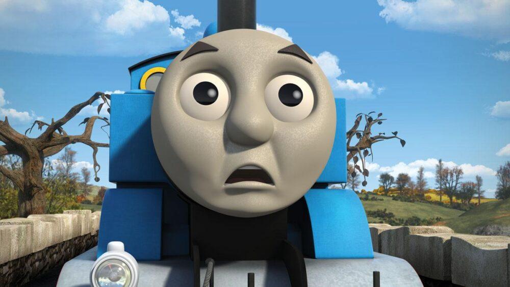 lokomotywa z ludzką twarzą