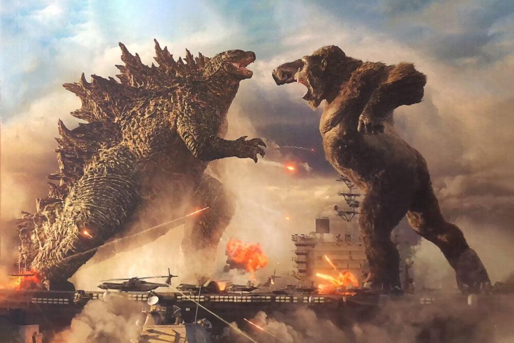Godzilla vs. Kong - Film nie trafi do kin? Netflix i HBO walczą o produkcję