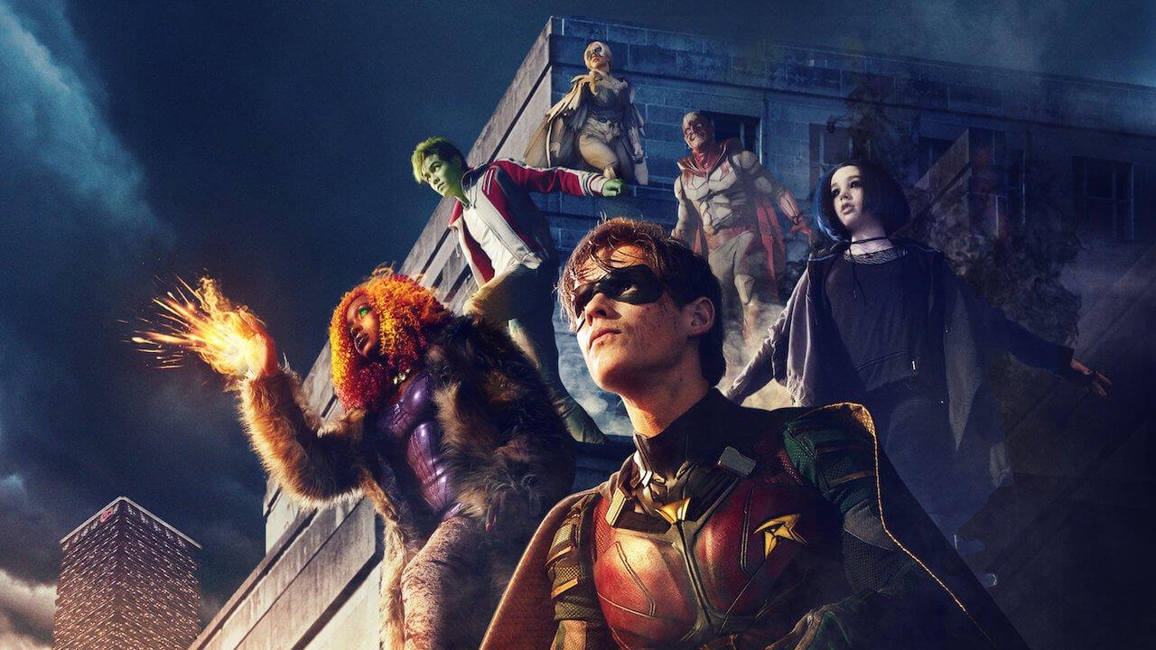 Titans - już niedługo otrzymamy pierwsze spojrzenie na nowy wizerunek Starfire!
