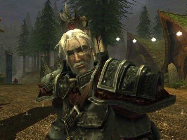 Fable 2 sobotwór Geralta wiedźmina