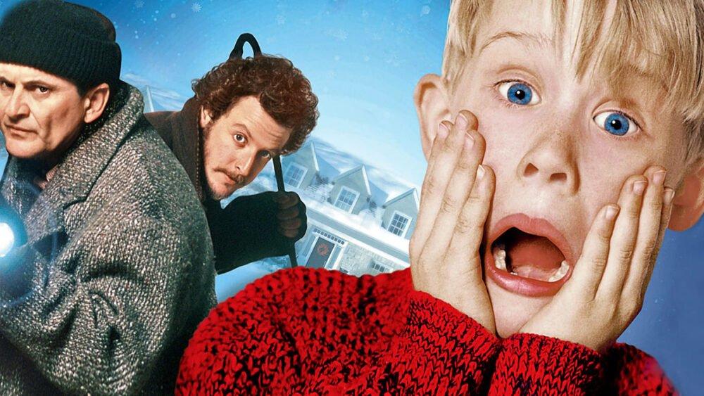filmy świąteczne kevin