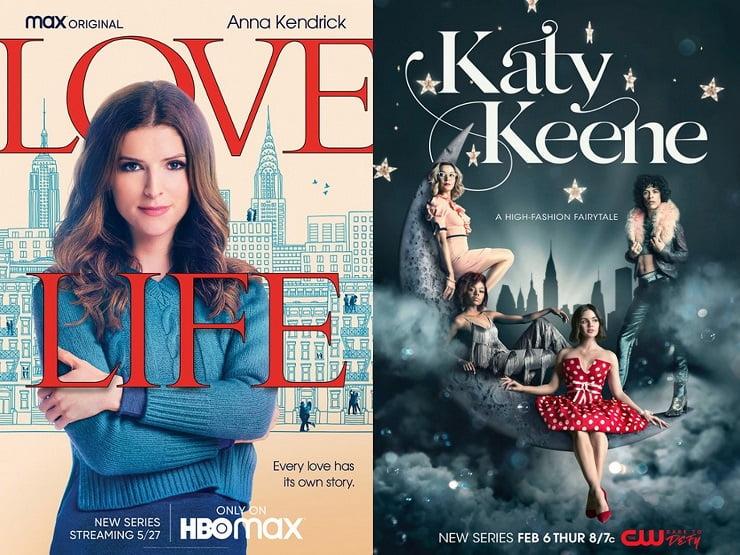 katy keene love life seriale podobne