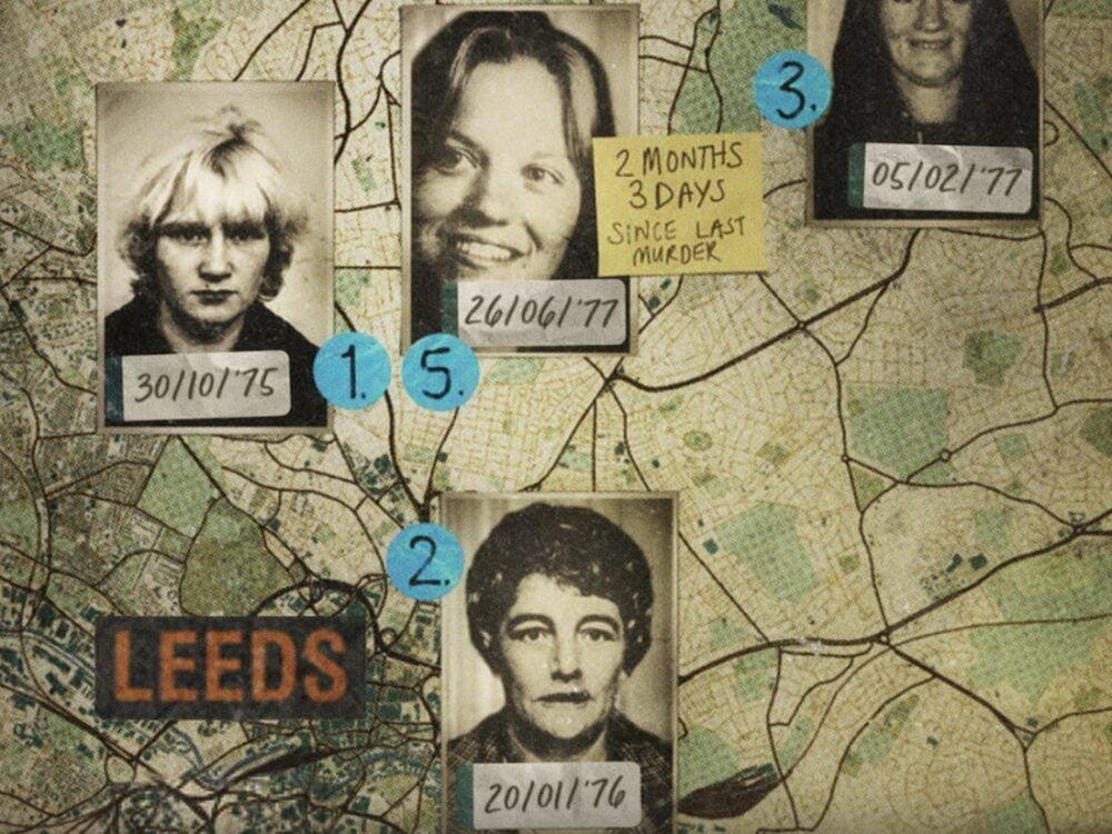 Rozpruwacz z Yorkshire - recenzja dokumentu Netflix o jednym z najgorszych morderców w historii Wielkiej Brytanii