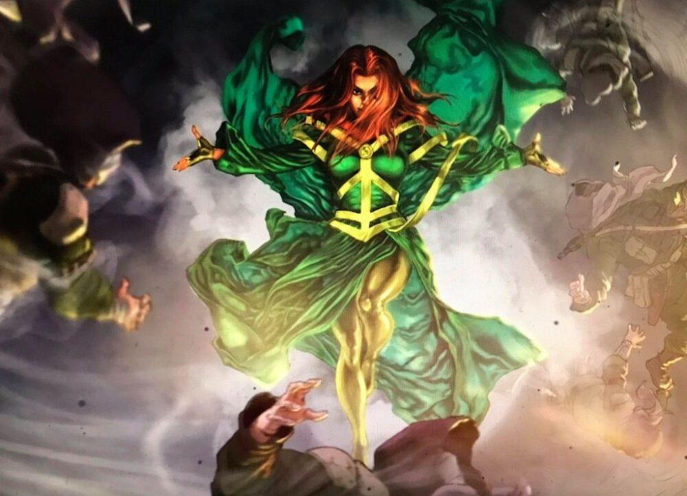 Black Adam - Quintessa Swindell dołącza do obsady jako Cyclone!