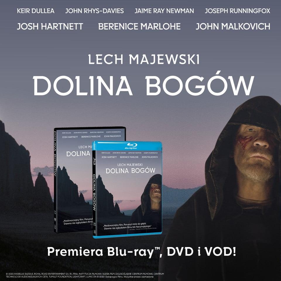 Dolina Bogów - Recenzja najświeższej premiery dystrybutora Galapagos Films