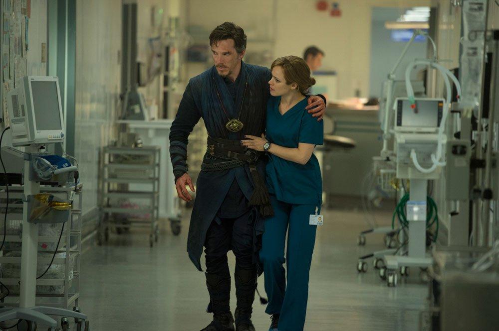 Doctor Strange in the Multiverse of Madness - Rachel McAdams powróci do roli z pierwszej części!