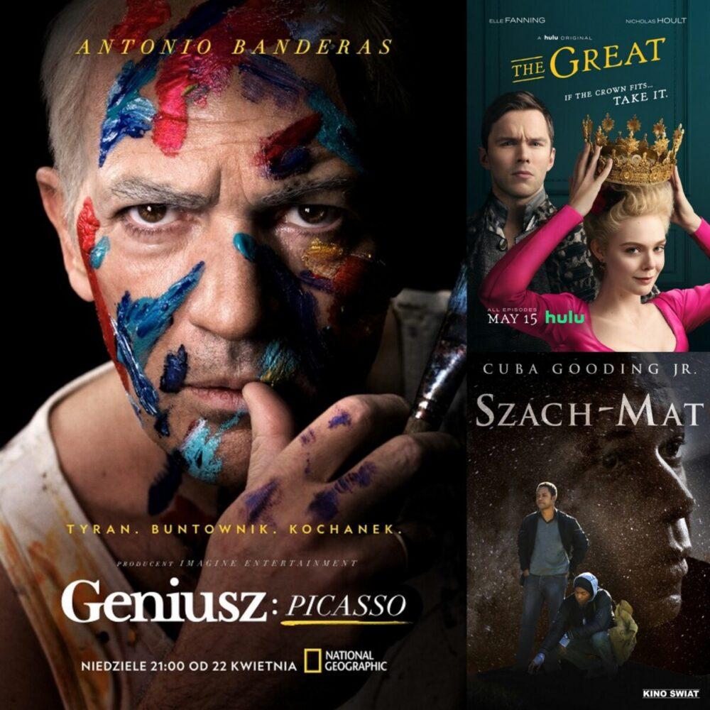 filmy i seriale podobne do gambit królowej