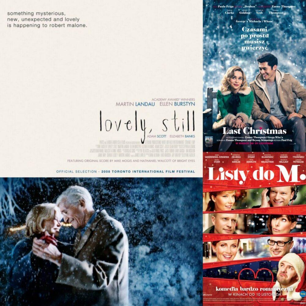 Świąteczne filmy romantyczne