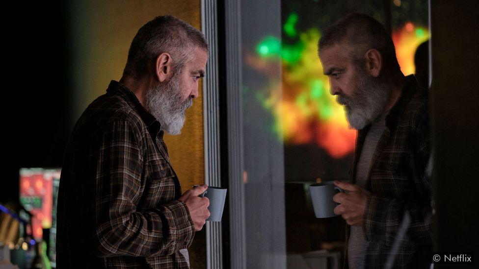 Niebo o północy, George Clooney