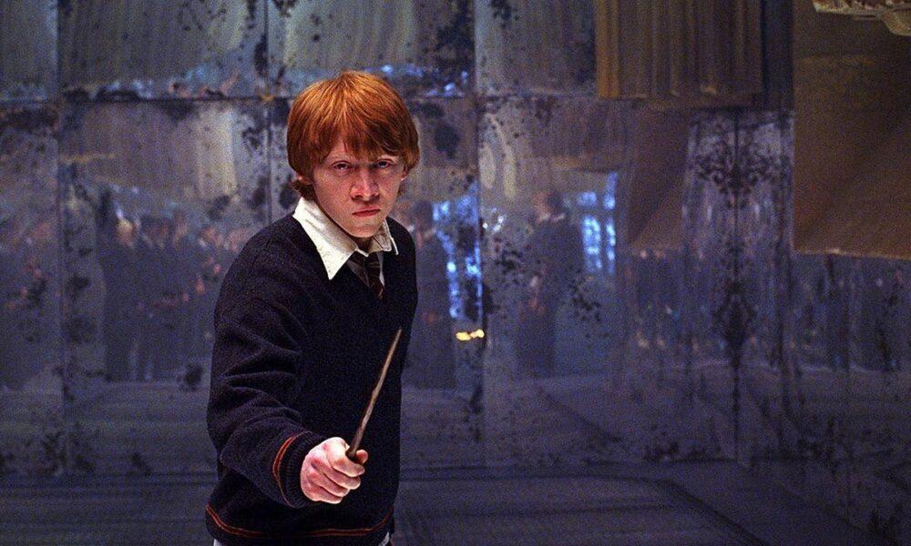 Rupert Grint nadal gotowy do powrotu jako Ron Weasley