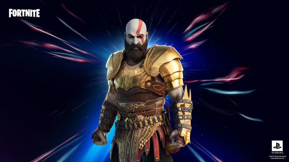 Fortnite - Kratos z głową Mimira już dostępny w grze!