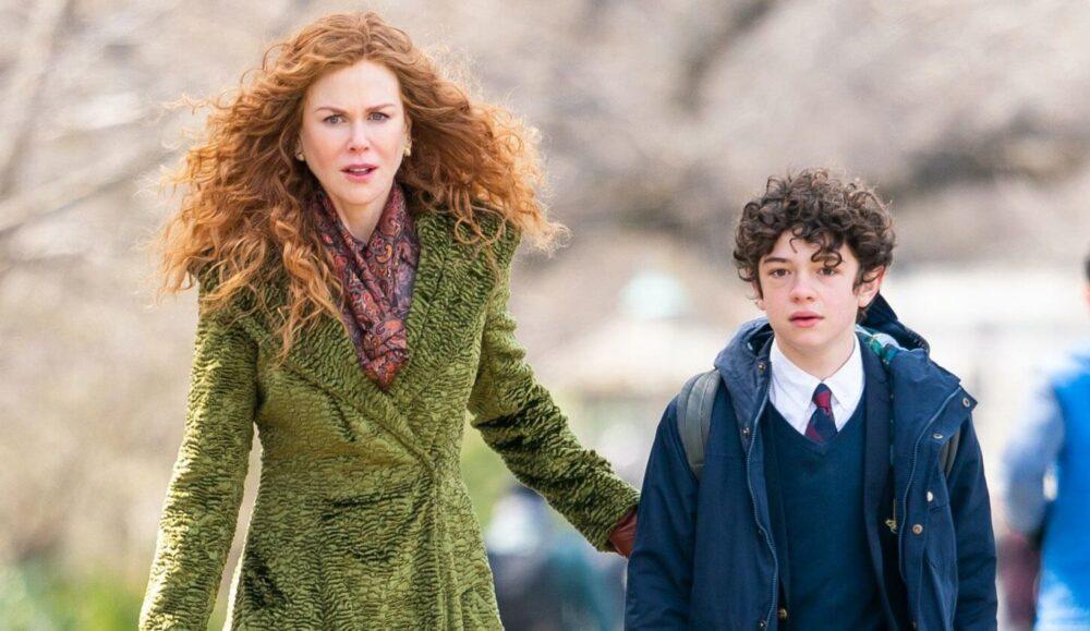 Od nowa, Nicole Kidman, Noah Jupe