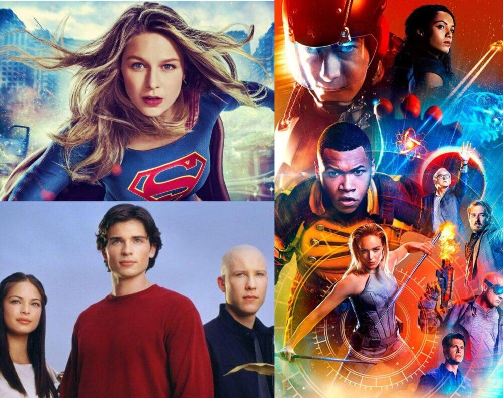 seriale o superbohaterach DC