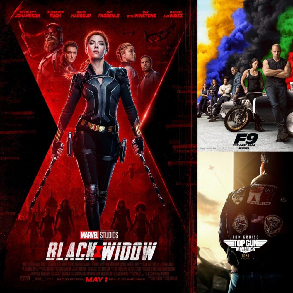 najbardziej oczekiwane filmy 2021
